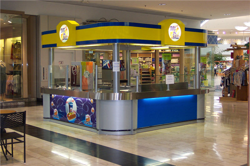 Showcase & Kiosk Design