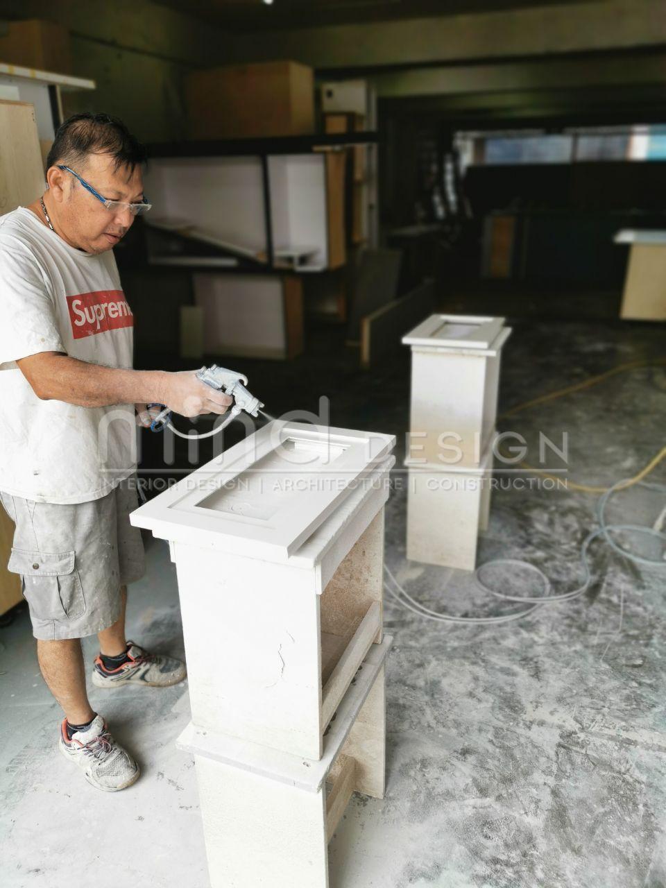 Renovation Service Johor Bahru Jb Renovasi Ubahsuai Kabinet Dapur Carpentry